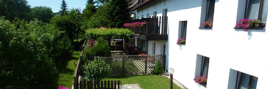 Příjemná dovolená u Vranovské přehrady