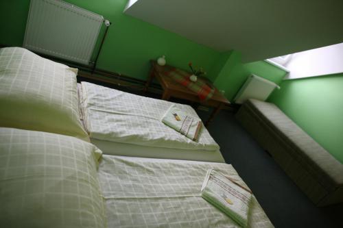 Penzion NOVA - pokoje