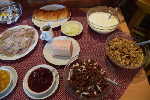 snídaně nabídka 3